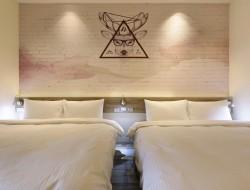 MINI HOTELS (台中火車站館)