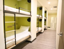 Mono'tel Hostel士林青年旅館